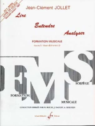 Lire Entendre Analyser - Volume 5 - Elève Moyen - laflutedepan.com