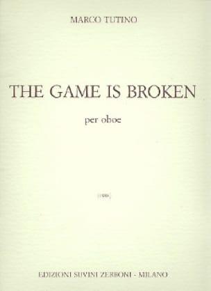The Game is broken -Oboe - Marco Tutino - laflutedepan.com