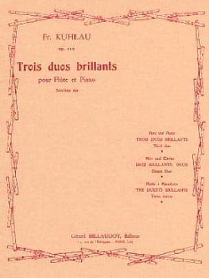 3 Duos brillants op. 110 Volume 2 - laflutedepan.com