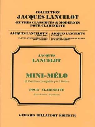 Mini-Mélo - Clarinette - Jacques Lancelot - laflutedepan.com
