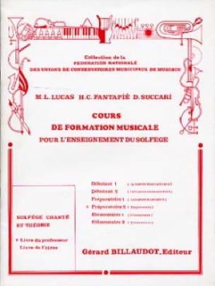 Cours de FM -Préparatoire 2 - Prof. - laflutedepan.com