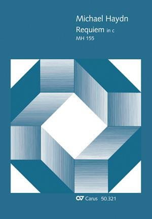 Requiem In C Minor Mh 155 - Michael HAYDN - laflutedepan.com