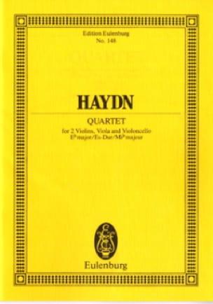 Streich-Quartett Es-Dur op. 71 n° 3 - HAYDN - laflutedepan.com