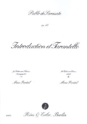 Introduction et Tarantelle op. 43 - laflutedepan.com