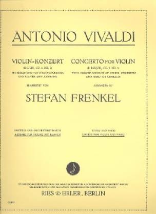 Concerto in B major op. 4 n° 1 - VIVALDI - laflutedepan.com