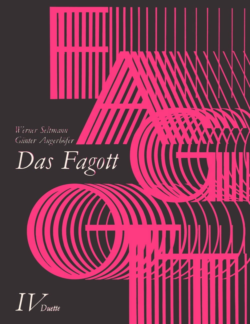 - Das Fagott - Bd. 4: 2 Fagotte - Partition - di-arezzo.com