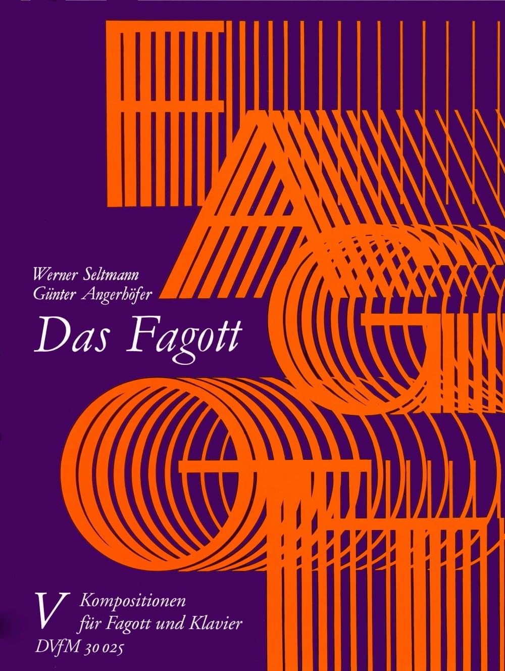 Das Fagott - Bd. 5 : Fagott Klavier - laflutedepan.com