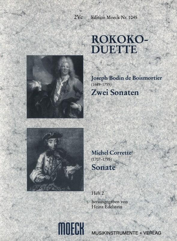 Rokoko-Duette, Heft 2 - laflutedepan.com
