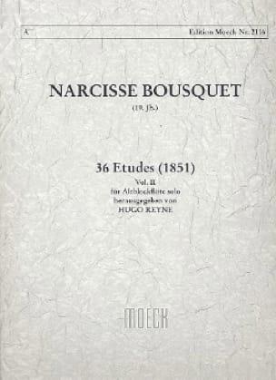Narcisse Bousquet - 36 Studies 1851 - Volume 2 - Partition - di-arezzo.com