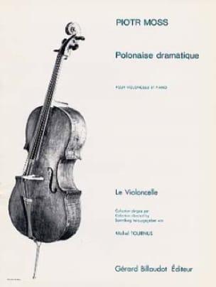 Polonaise dramatique - Piotr Moss - Partition - laflutedepan.com