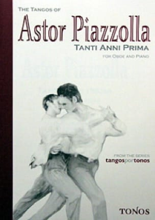 Ave Maria - Astor Piazzolla - Partition - Hautbois - laflutedepan.com