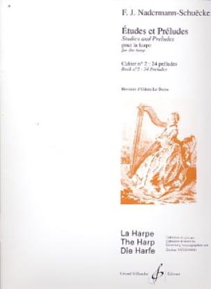 Etudes et Préludes - Volume 2 - laflutedepan.com