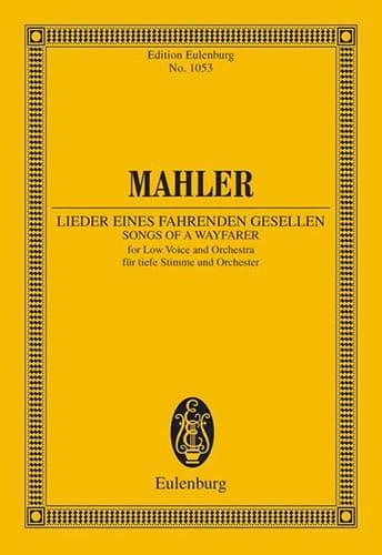 Lieder eines fahrenden Gesellen - MAHLER - laflutedepan.com