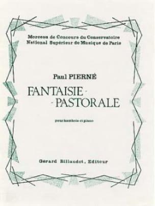 Fantaisie pastorale - Paul Pierné - Partition - laflutedepan.com