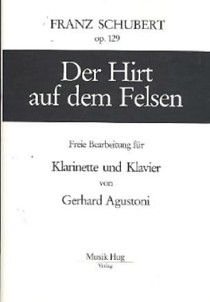 Der Hirt Auf Dem Felsen - SCHUBERT - Partition - laflutedepan.com