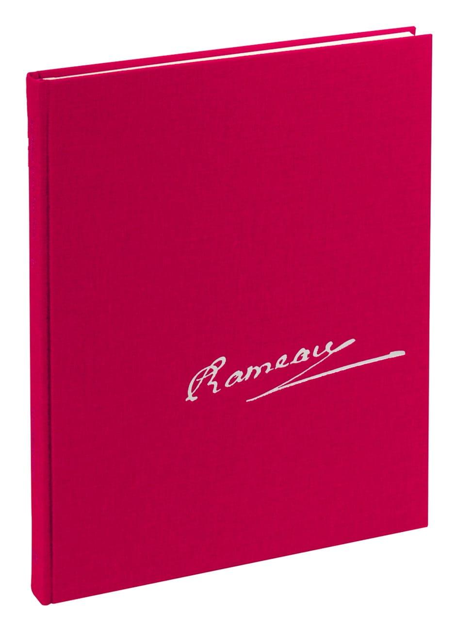 Zoroastre - Conducteur - RAMEAU - Partition - laflutedepan.com