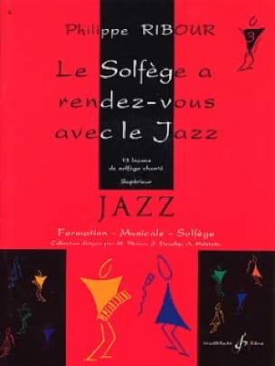 Philippe Ribour - Volume 3 - Music theory meets with jazz - Partition - di-arezzo.co.uk