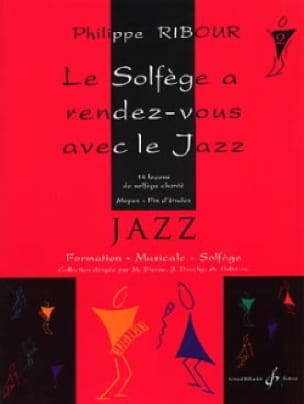 Philippe Ribour - Volume 2 - Music theory meets with jazz - Partition - di-arezzo.co.uk