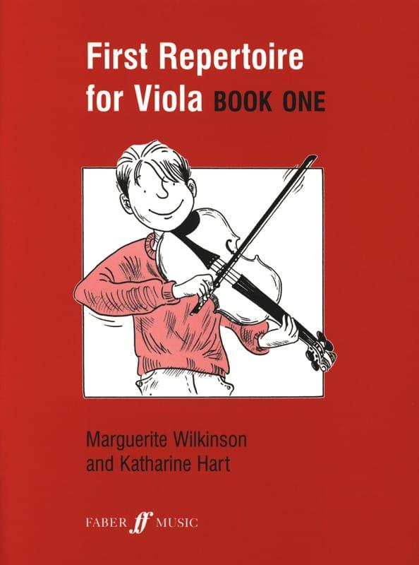 Wilkinson Marguerite / Hart Katherine - Primer repertorio para Viola - Libro 1 - Partition - di-arezzo.es