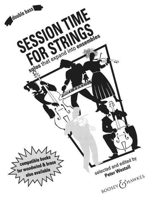 Session Time for strings - Double basse - laflutedepan.com