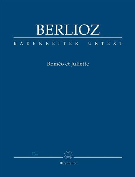 BERLIOZ - Romeo e Giulietta - Driver - Partition - di-arezzo.it