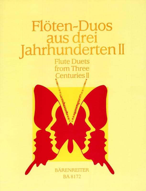 Flötenduos aus 3 Jahrhunderten - Bd. 2 - laflutedepan.com