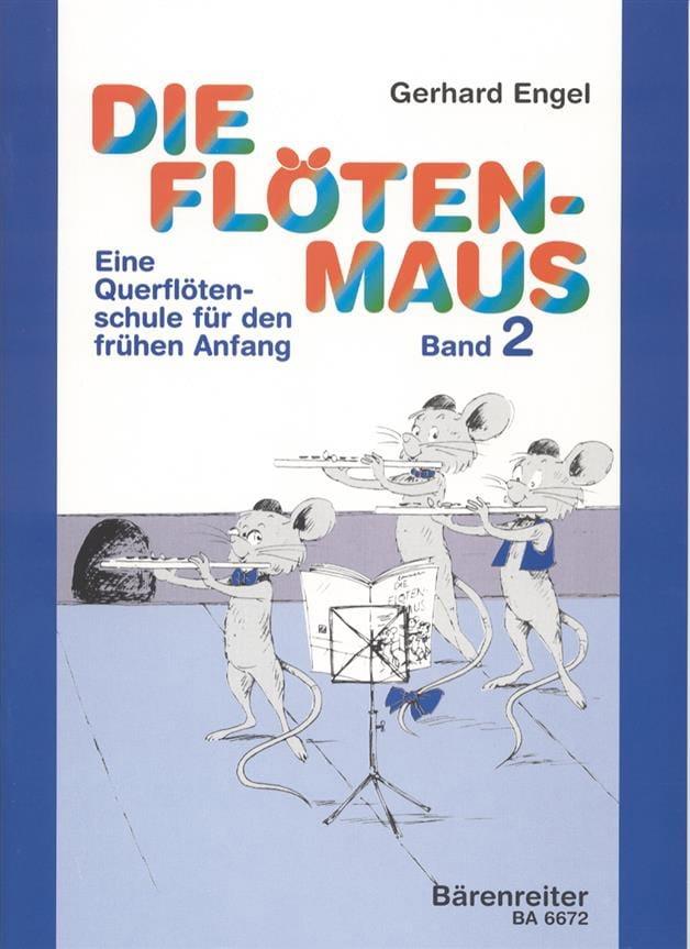 Die Flötenmaus Bd. 2 - Schule - Gerhard Engel - laflutedepan.com