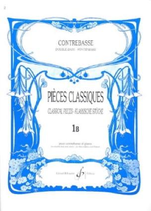 Bernard Salles - Classic Pieces Vol 1B - Partition - di-arezzo.co.uk