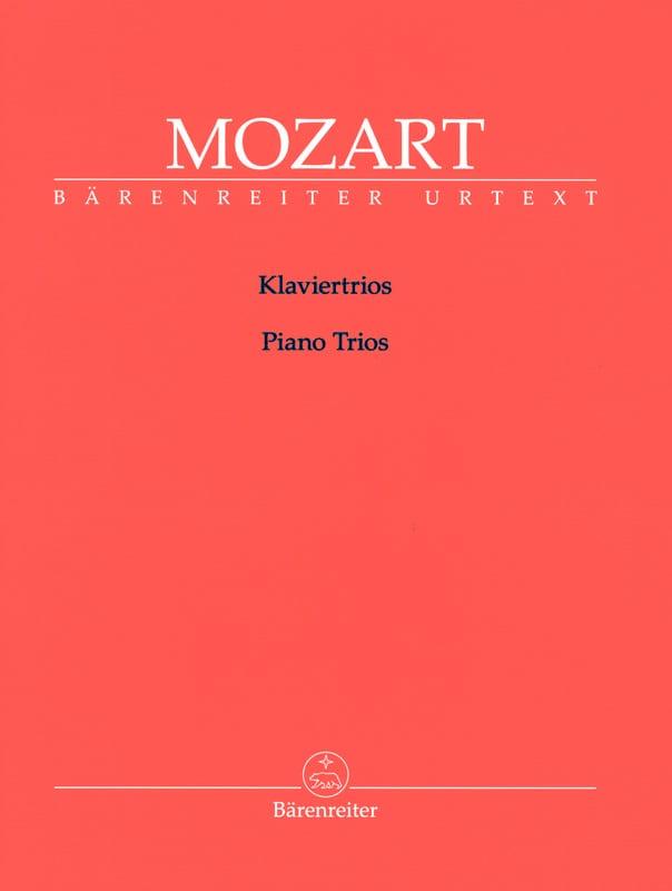 MOZART - three piano strings - Partition - di-arezzo.co.uk