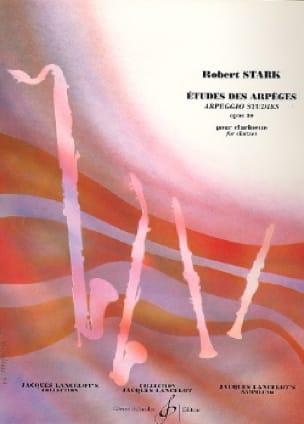 Etudes des arpèges op. 39 - Robert Stark - laflutedepan.com