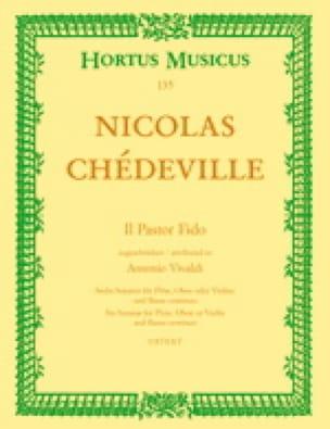 Il Pastor Fido op. 13 - Flöte o. Oboe, Violine u. Bc - laflutedepan.com