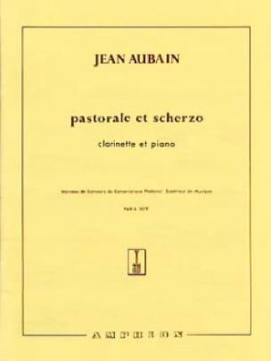 Pastorale et Scherzo - Jean Aubain - Partition - laflutedepan.com