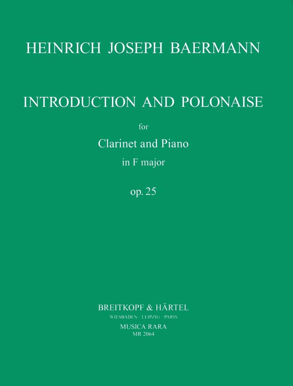 Introduction and Polonaise op. 25 - laflutedepan.com