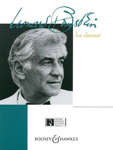 Leonard Bernstein - Leonard Bernstein for Clarinet - Partition - di-arezzo.co.uk