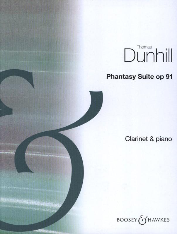 Phantasy Suite op. 91 - Thomas Dunhill - Partition - laflutedepan.com