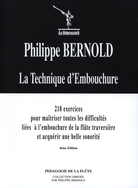 Philippe Bernold - The mouthpiece technique - Partition - di-arezzo.co.uk