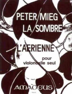 La sombre - L'aérienne - Peter Mieg - Partition - laflutedepan.com