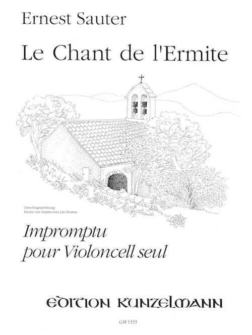 Le chant de l'ermite - Ernest Sauter - Partition - laflutedepan.com