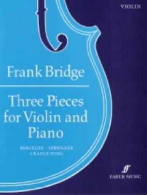 Frank Bridge - 3 pieces - Partition - di-arezzo.co.uk