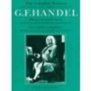 Violin Sonatas - HAENDEL - Partition - Violon - laflutedepan.com