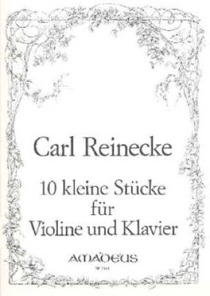 10 Kleine Stucke op. 213 - Carl Reinecke - laflutedepan.com