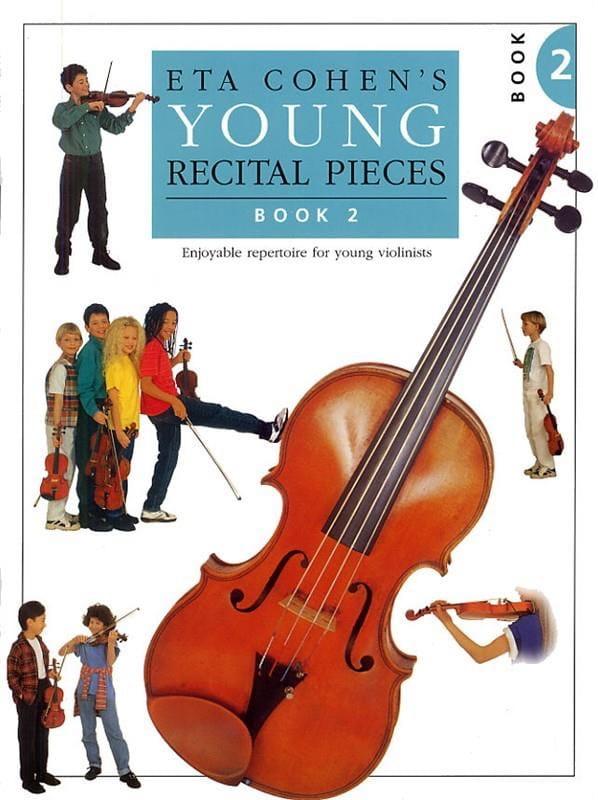 Eta Cohen's young recital pieces, Volume 2 - laflutedepan.com