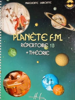 Marguerite Labrousse - Planet FM 1B - Theory Directory - Partition - di-arezzo.co.uk