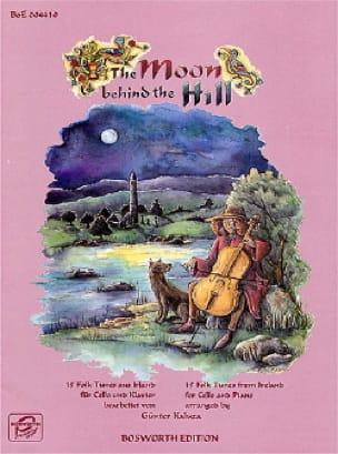 The Moon behind the Hill - Günter Kaluza - laflutedepan.com