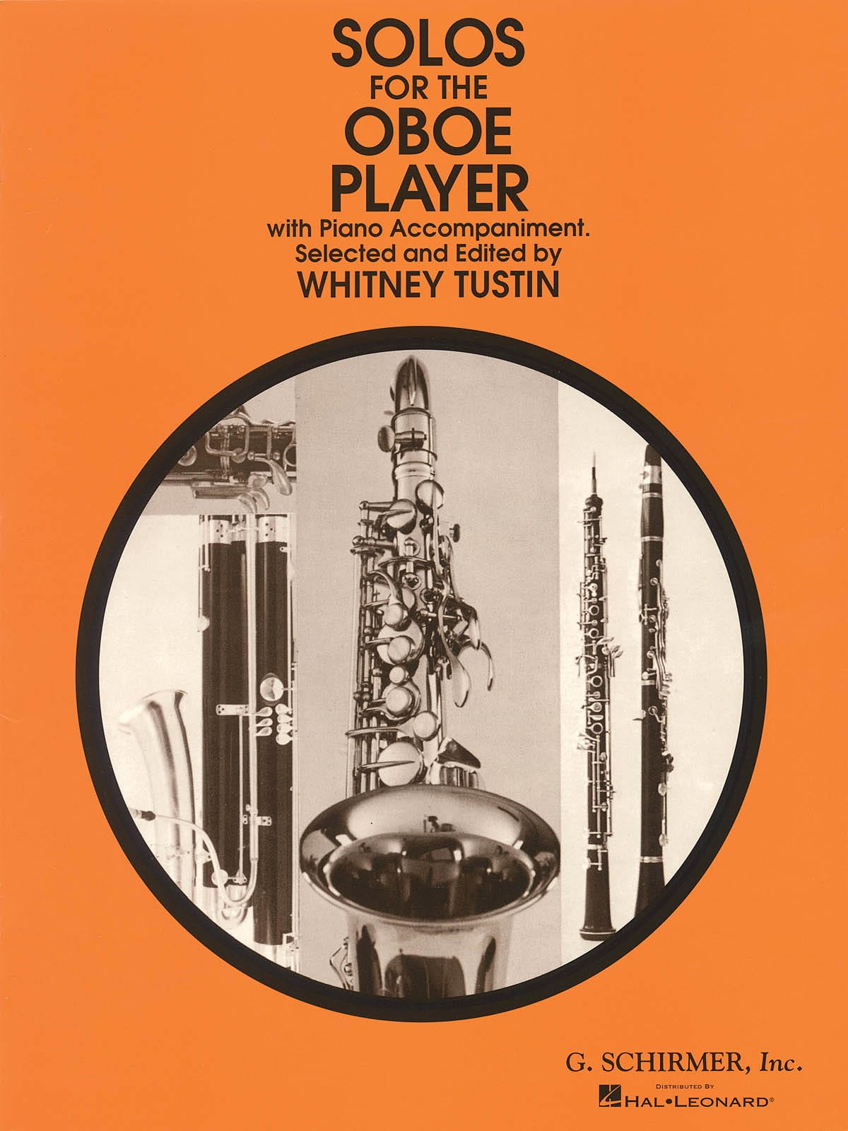 Solos for the Oboe Player - Whitney Tustin - laflutedepan.com