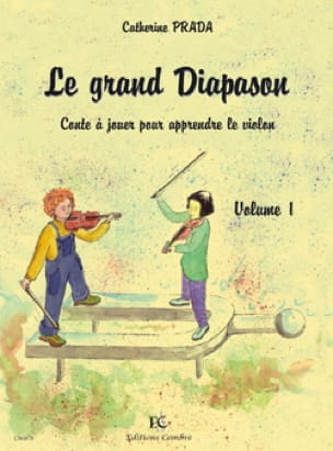 Catherine Prada - The Grand Diapason Volume 1 - Partition - di-arezzo.co.uk