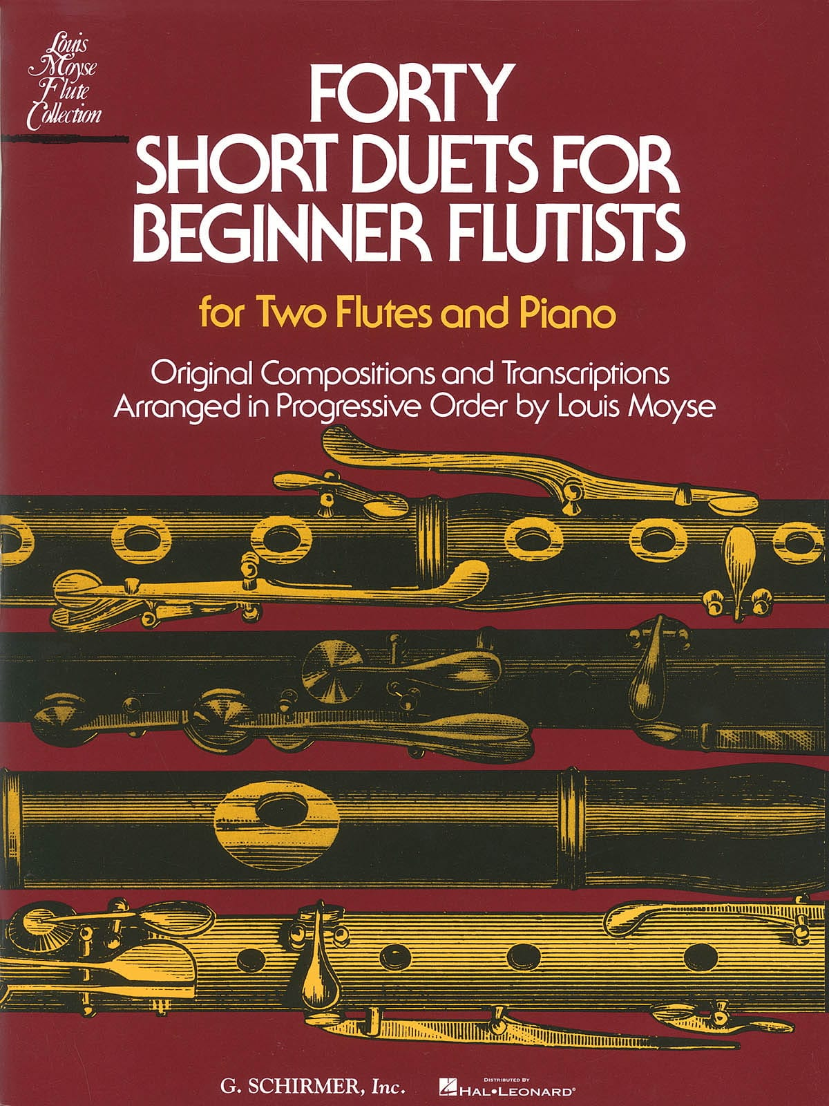 - Forty short duets for beginner flutists - 2 Flute piano - Partition - di-arezzo.co.uk