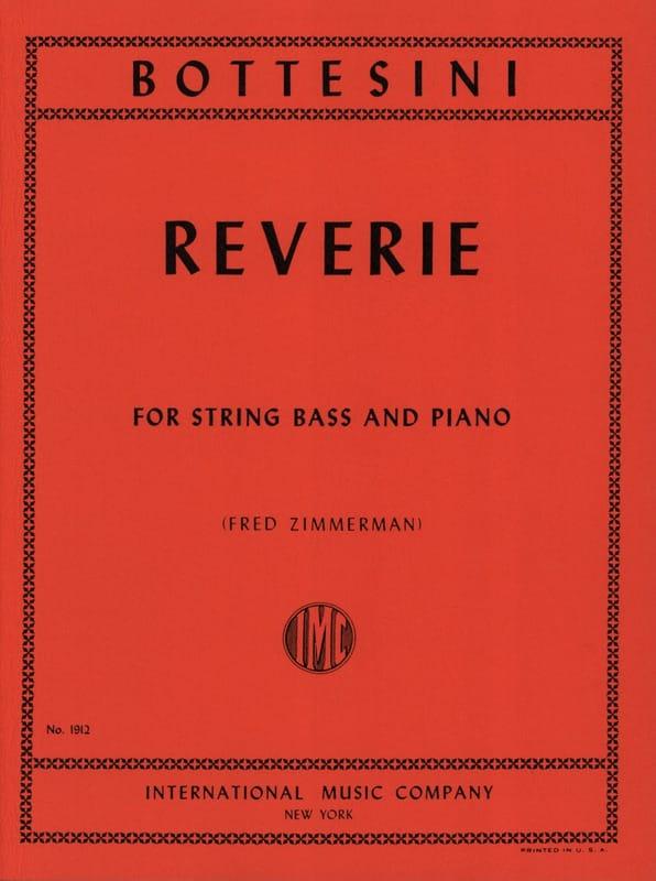 Giovanni Bottesini - Reverie - Partition - di-arezzo.co.uk