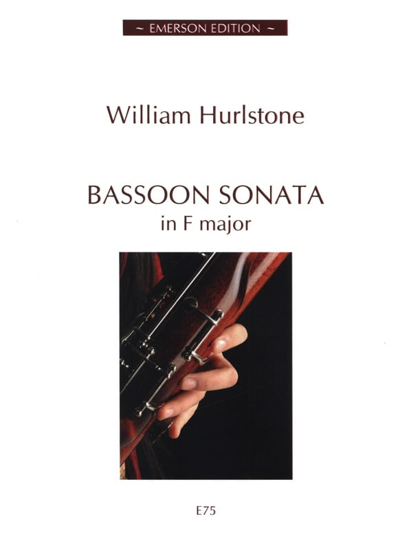 Sonate - Basson et Piano - William Yeates Hurlstone - laflutedepan.com