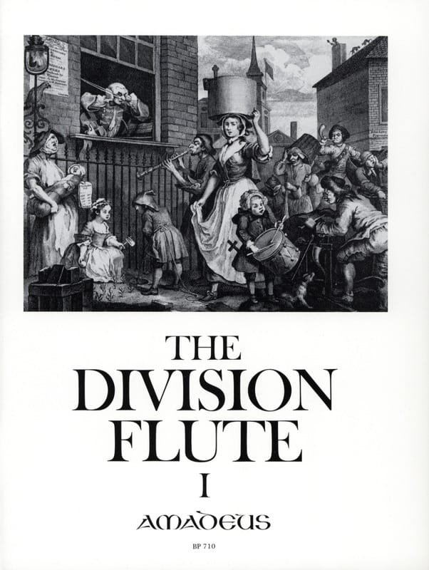 - The Division Flute Volume 1 - Partition - di-arezzo.com